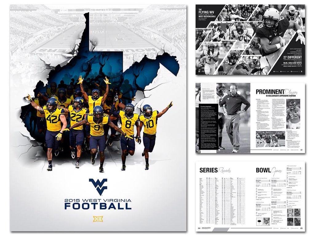 2015 WEST VIRGINIA FOOTBALL Mountaineers football, West