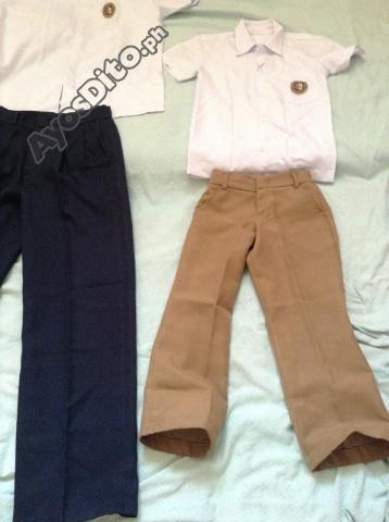 Made To Order Uniforms For Ateneo De Cebu Sacred Heart School