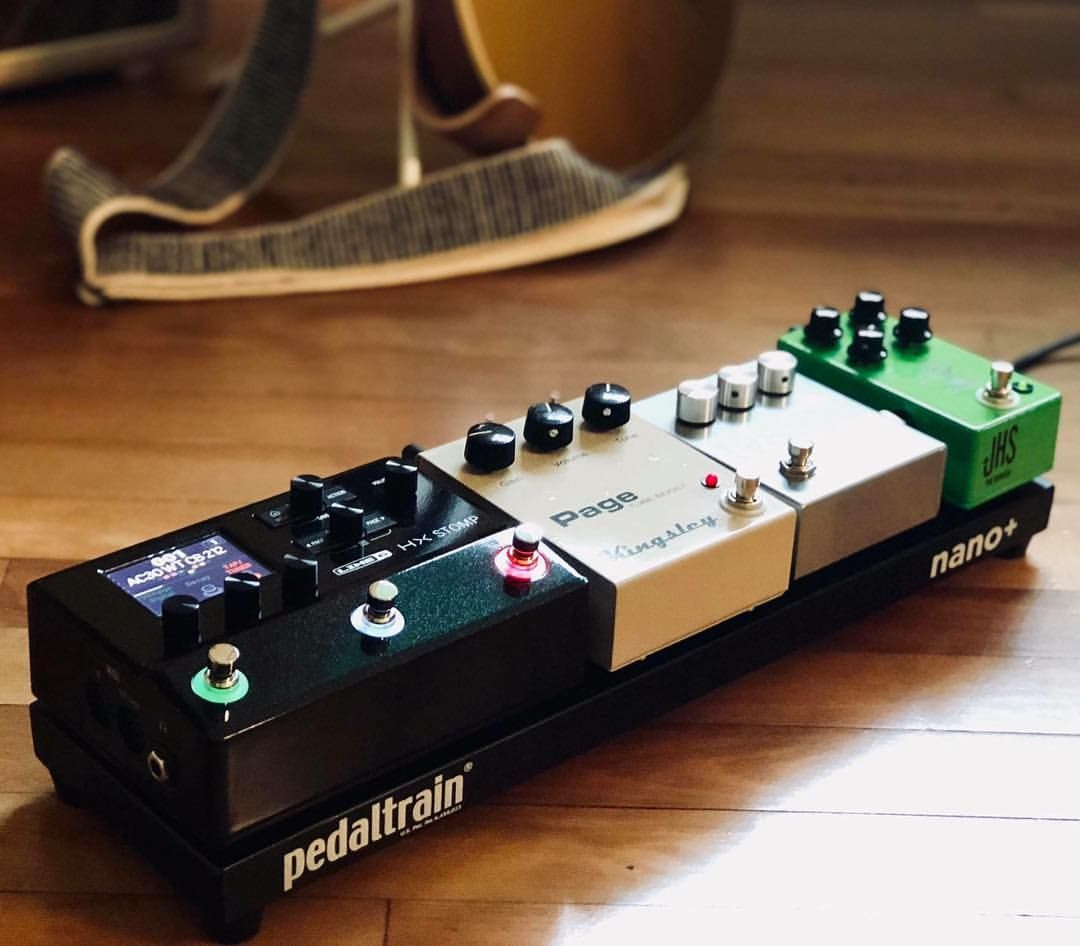 Line 6 Hx Effects Showroom On Instagram Keep It Small Keep It Tight Cleantone Knowyourtone Guitar Pedal Boards Guitar Pedals Pedalboard