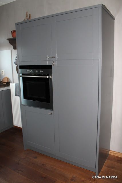 "Casa di Narda: De ""nieuwe"" keuken"