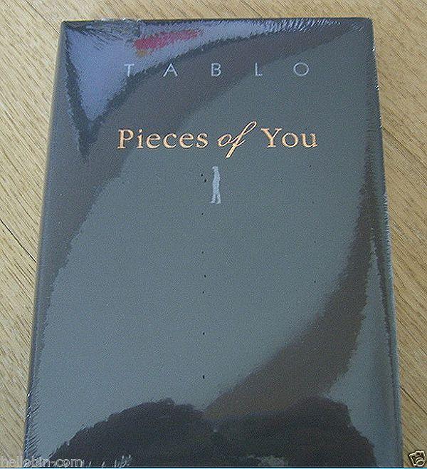 Pieces of You [ English Edition ] Korea Novel Book - TABLO