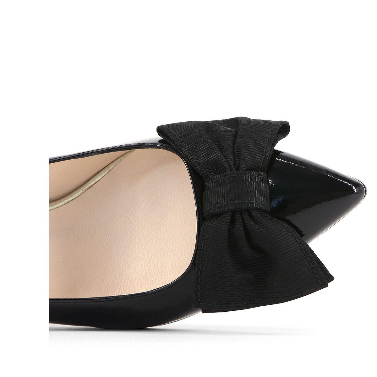 Zapato CELINEA negro LODI perfil