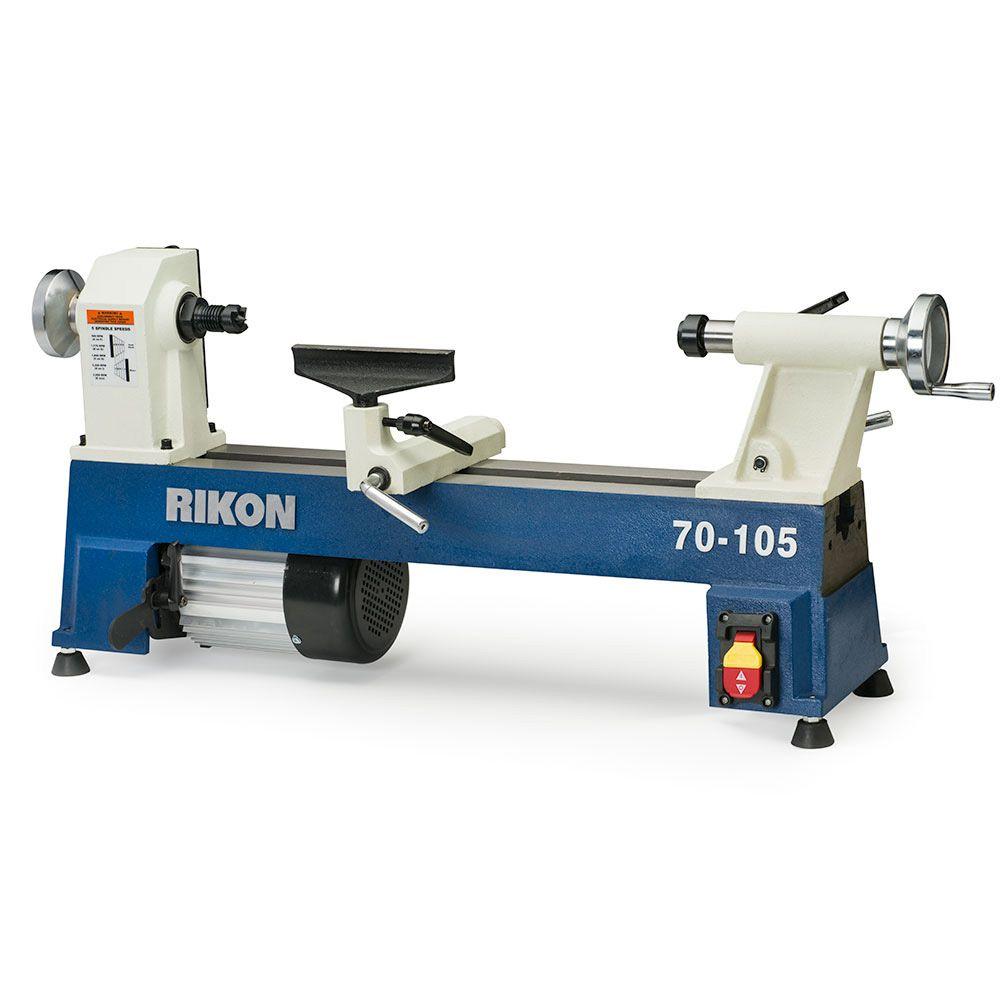 Rikon 70-105 Mini Lathe in 2020 | Craft supplies usa, Wood turning, Craft supplies