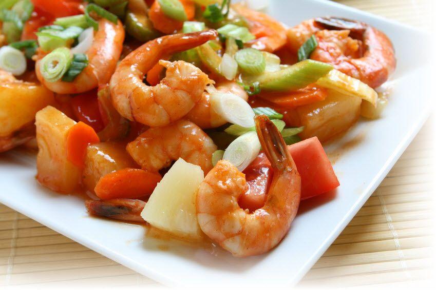 Рецепты экзотических салатов с фото | Рецепты ...