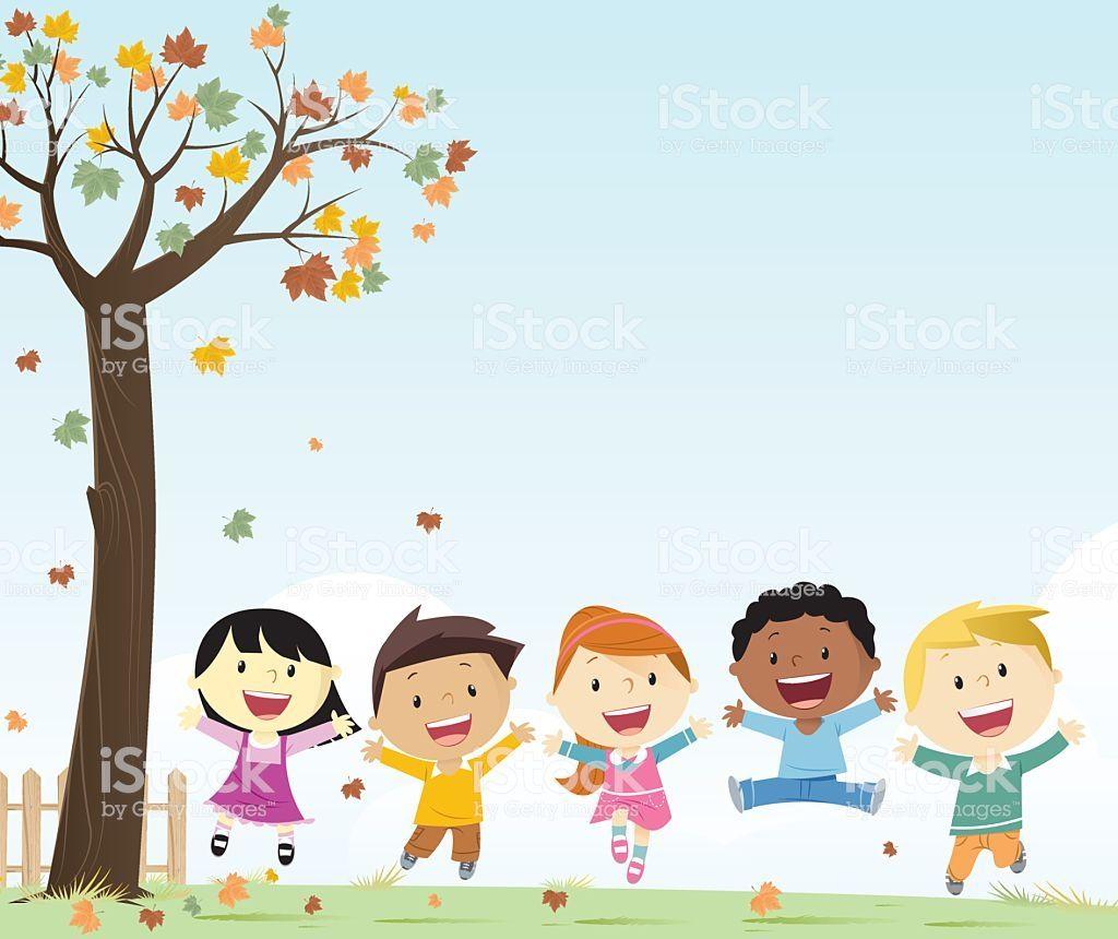 Chicos Y Chicas Arte Vectorial De 6 7 Anos Libre De Derechos En 2020 Imagenes De Ninos Felices Fondos Para Ninos Caricaturas De Ninos