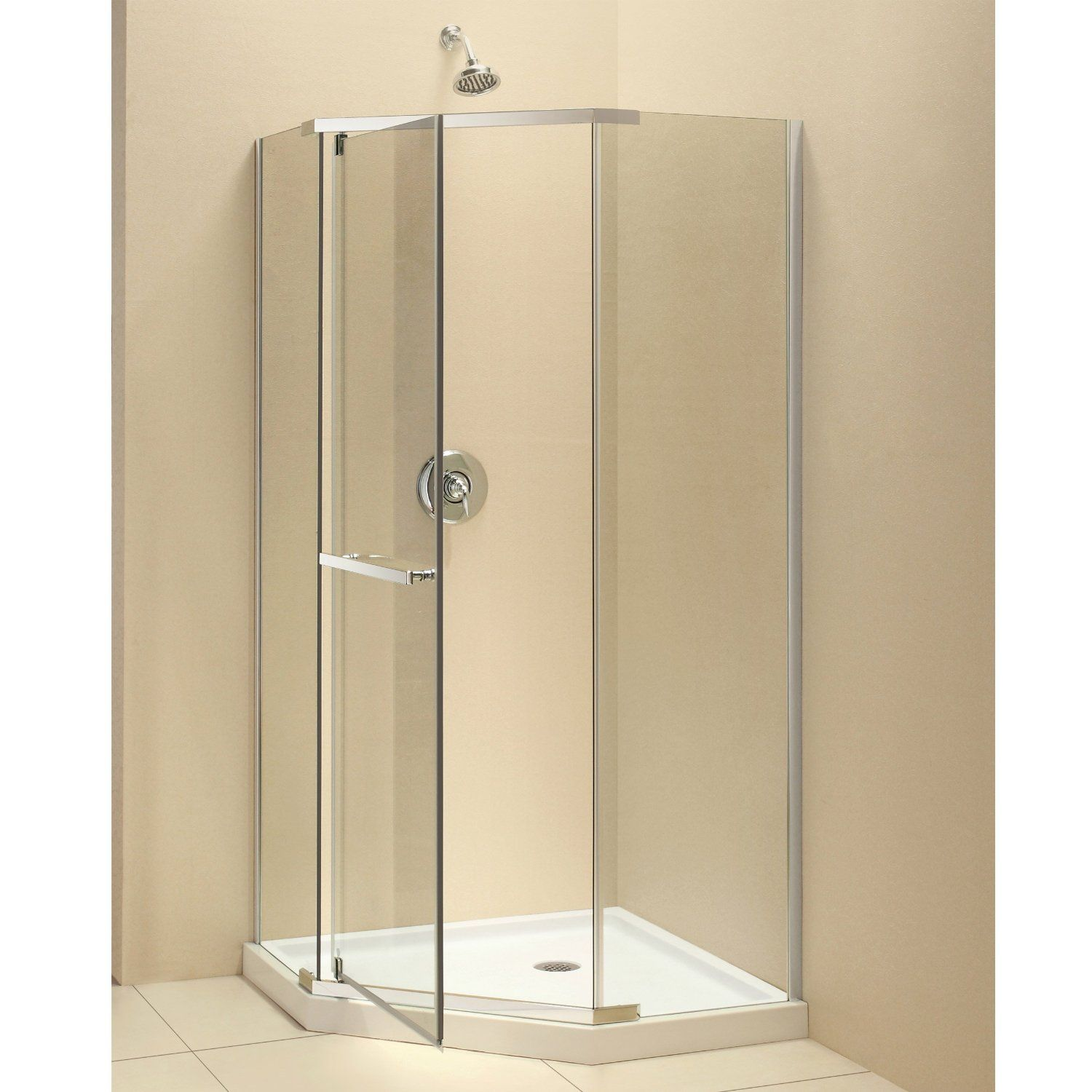 LITTLE BIG LIFE: This shower wall kit looks so awesome! Just elegant ...