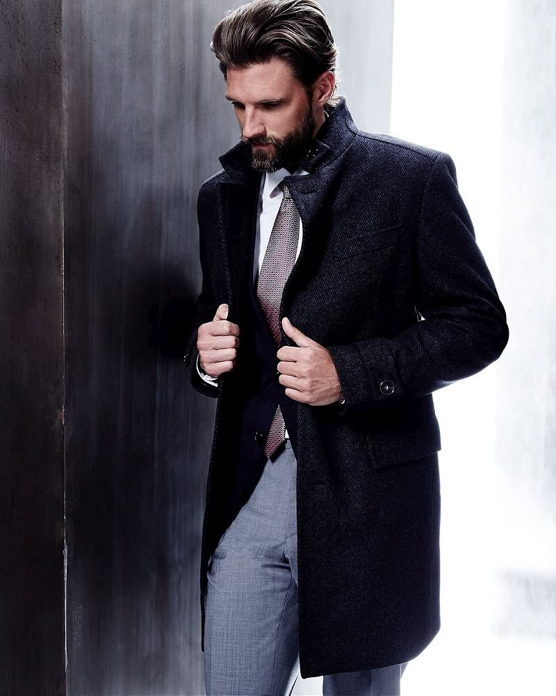 rj rogenski models sleek boss by hugo boss suits hugo. Black Bedroom Furniture Sets. Home Design Ideas