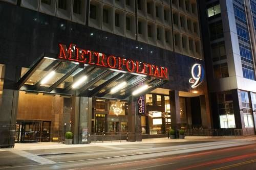 Metropolitan At The 9 Autograph Collection Cleveland Ohio Located In Central Cleveland Just 4 Minutes Walk From Progr Metropolitan Cleveland Unique Hotels