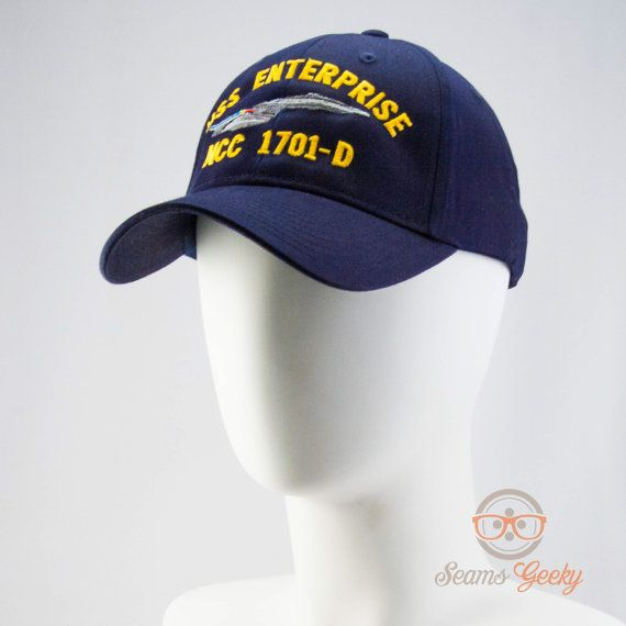 Star Trek TNG Naval USS Enterprise Inspired by SeamsGeeky on Etsy Uss  Discovery 3cc99805d239