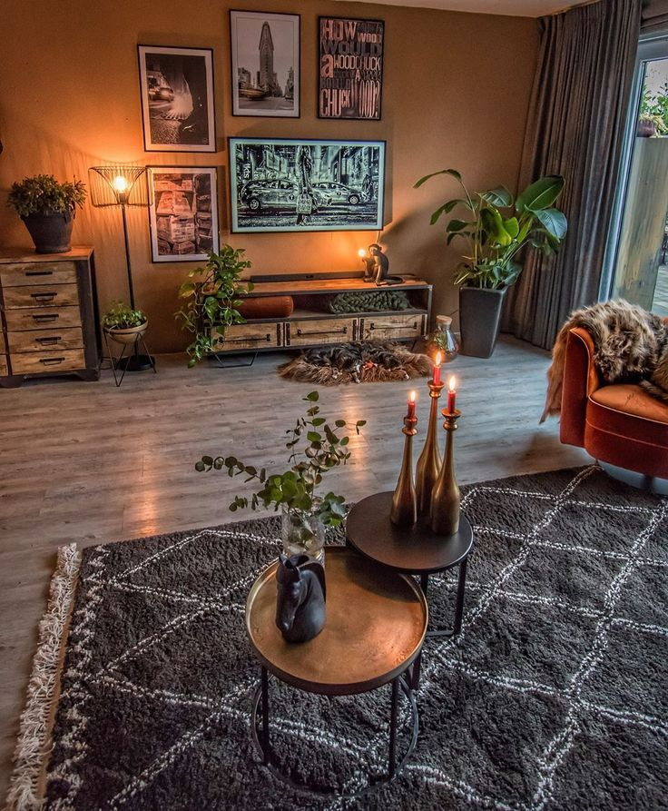 Mix and Match  Decoration For Home is part of Living room decor cozy - Mix and Match importance of light points for the effect