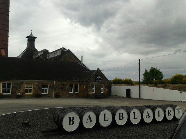 Balblair distillery, Edderton