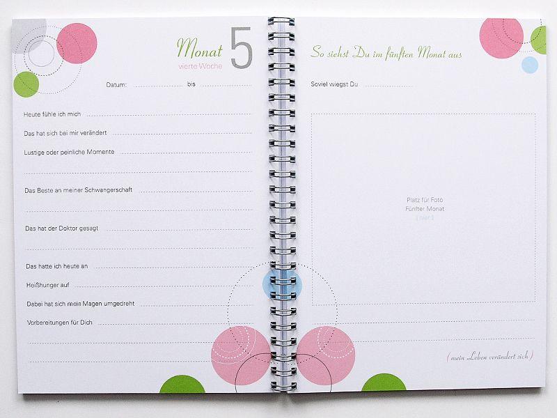 Schwangerschafts-Tagebuch \