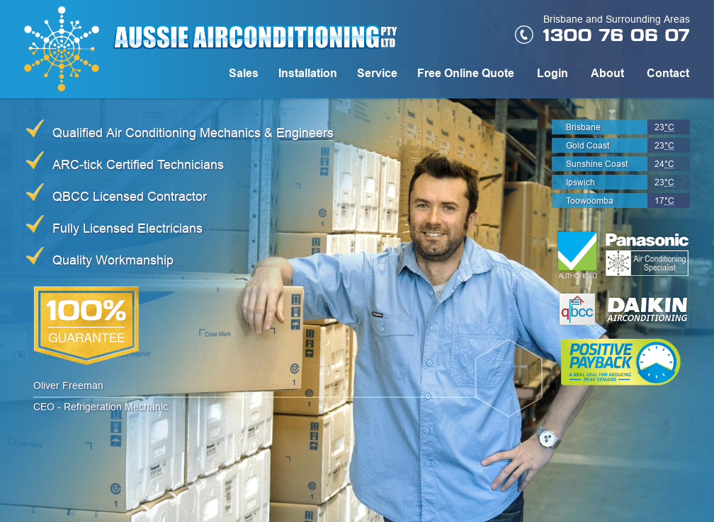 Air Conditioning Sales, Service and Installation Air