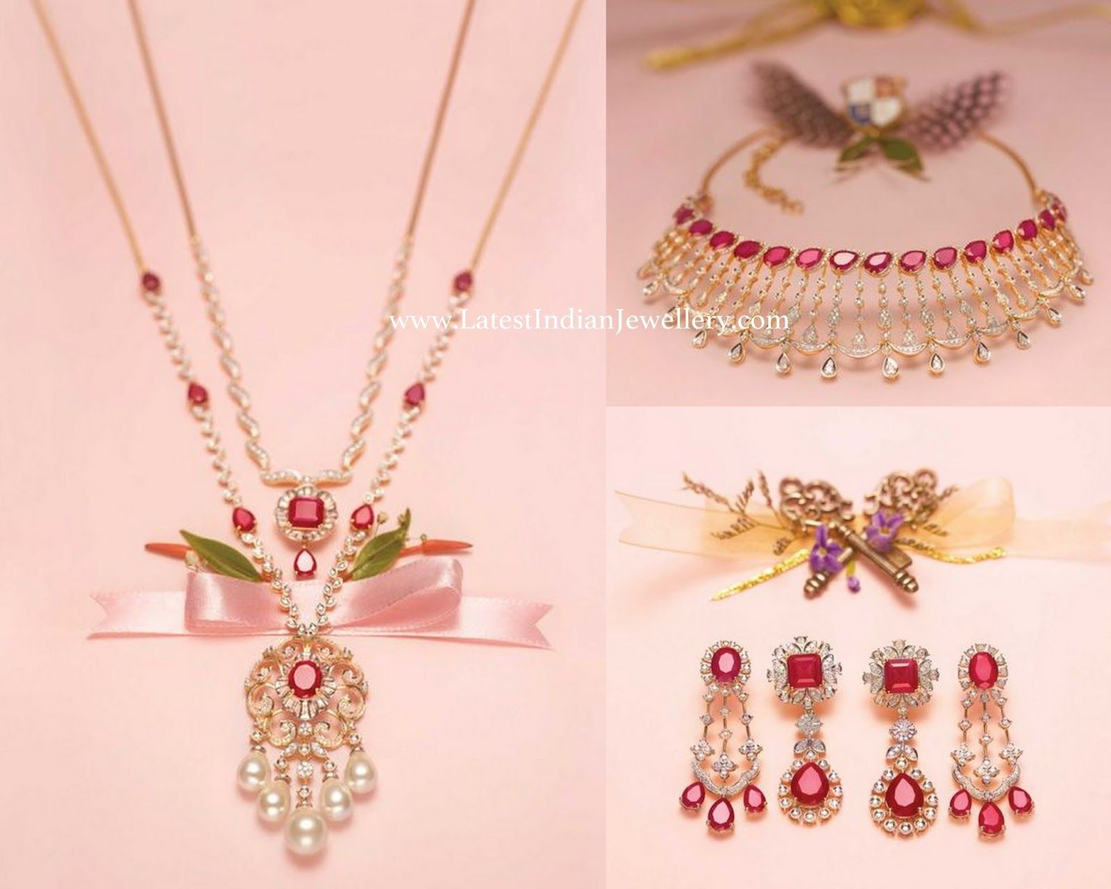Tanishq Queen of Hearts Collection | snehitha | Pinterest | Queens ...