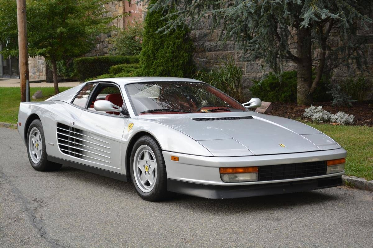 1990 Ferrari Testarossa  1980 to 1999  Pinterest  Cars Cars