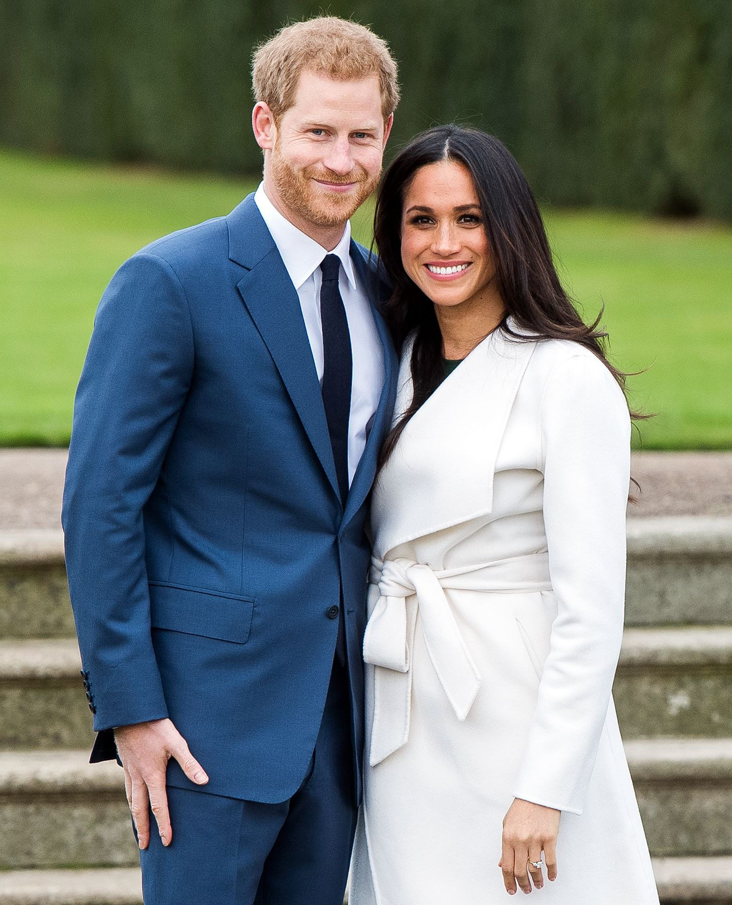 Prince Harry And Meghan Markle's Wedding Venue And Date