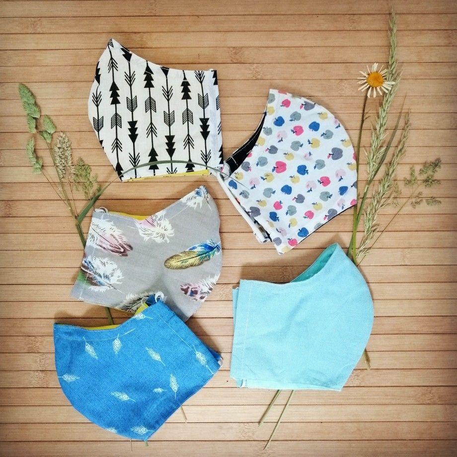 Bedarfsmasken für Erwachsene
