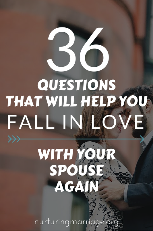 36 questions intimacy