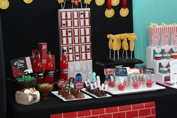 Wants and Wishes: Party planning: Wreck it Ralph