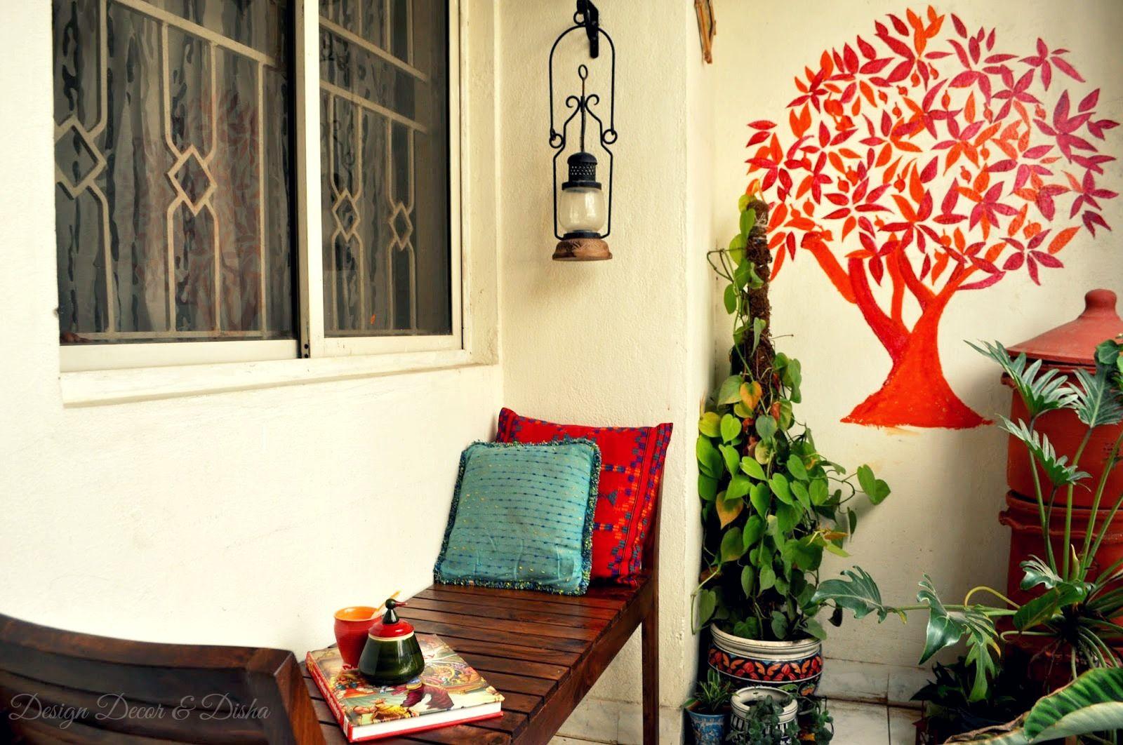 Balcony+Garden+Decor.jpg (1600×1062)   Balcony garden   Pinterest ...