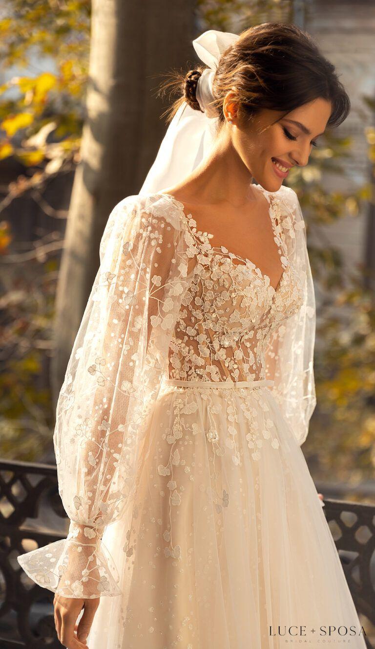 Luce Sposa Wedding Dresses 2021