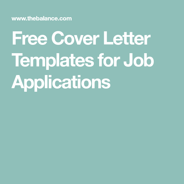 Create Cover Letter Free Create An Attractive Cover Letter With These Free Templates  Free .