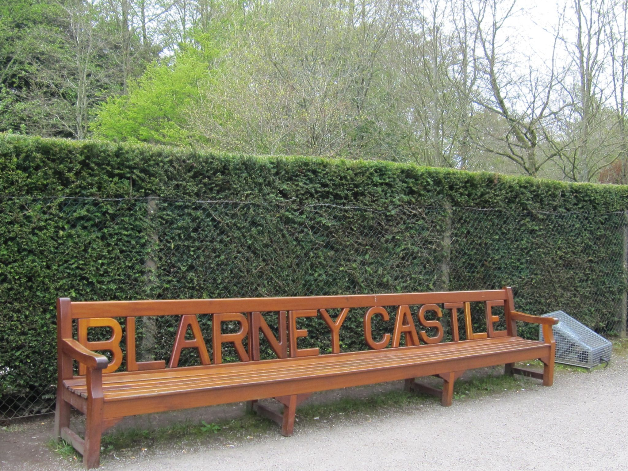 Blarney Castle Outdoor decor, Decor, Outdoor furniture