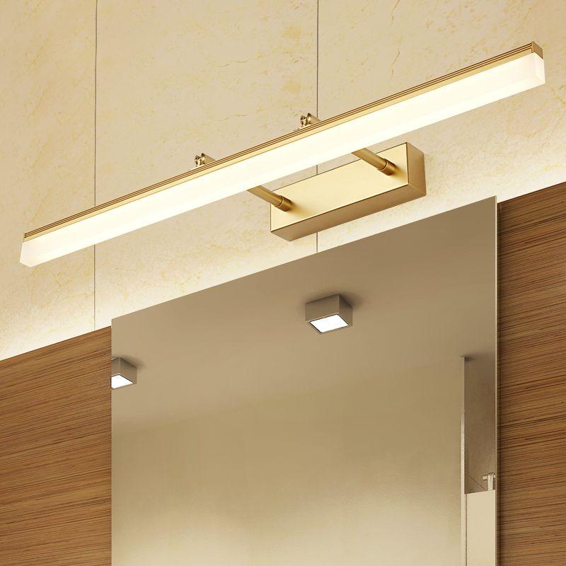 Cheap LED faro lente lampada lampada da parete mobiletto del bagno ...