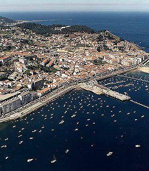 Baiona Pontevedra Galicia Spain Viajar Por España Lugares De España Paisajes De España