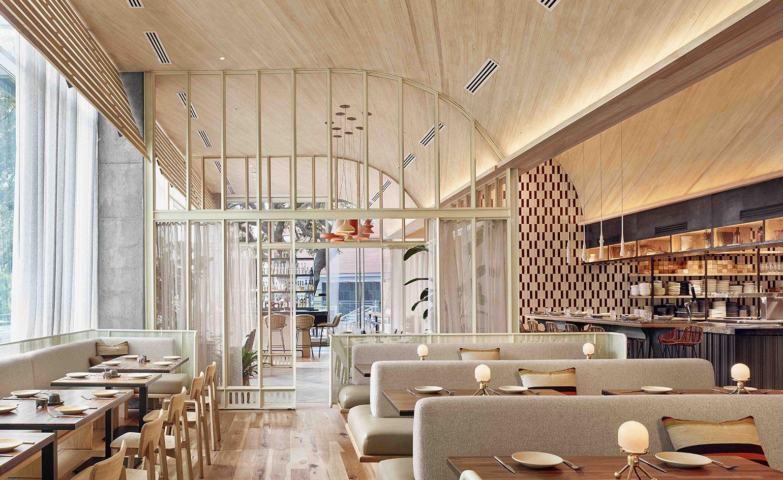 ATX Cocina, Austin, USA   Wallpaper, Open kitchens and Restaurants