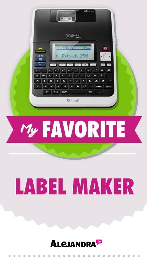 The Best Label Maker  Third Th And Models