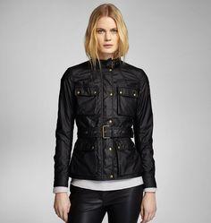female belstaff jacket