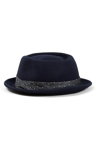1e53ae1b3c241 Men s Topman Wool Trilby Hat
