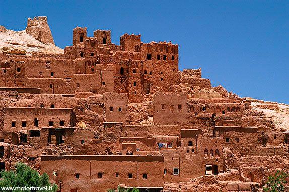 Marocco: Ait Benhaddou