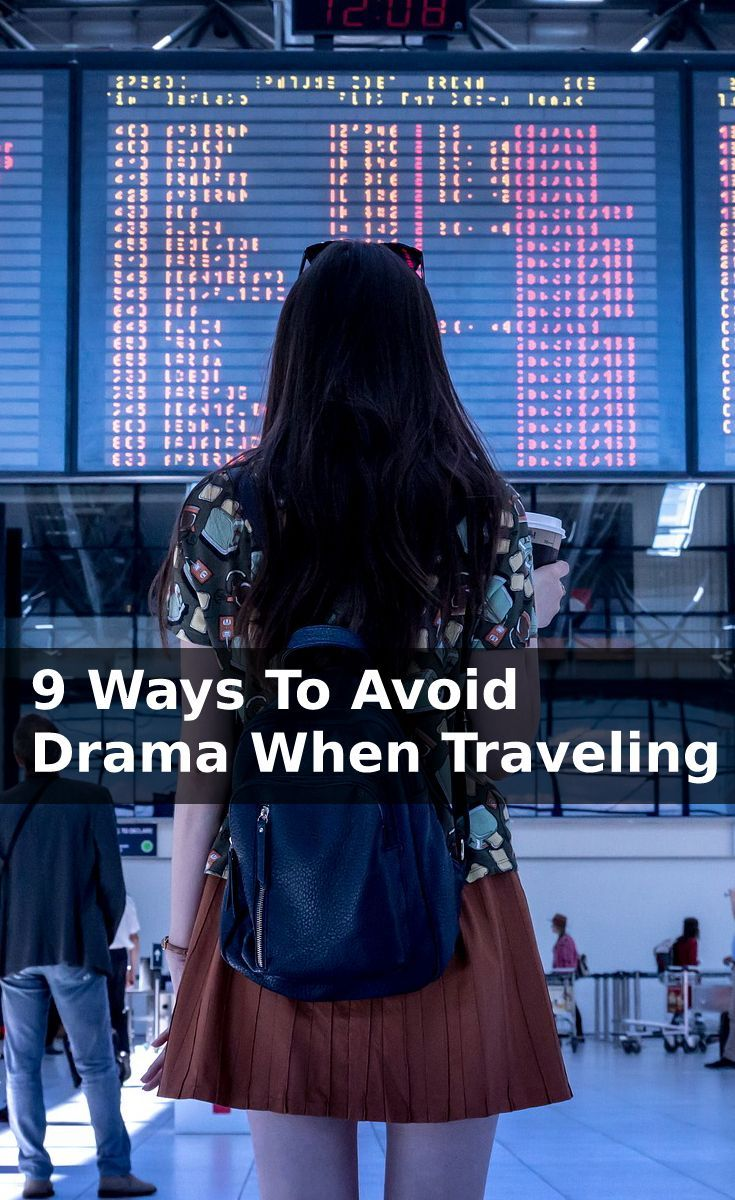 10 Things To Keep You Stay Safe When Traveling