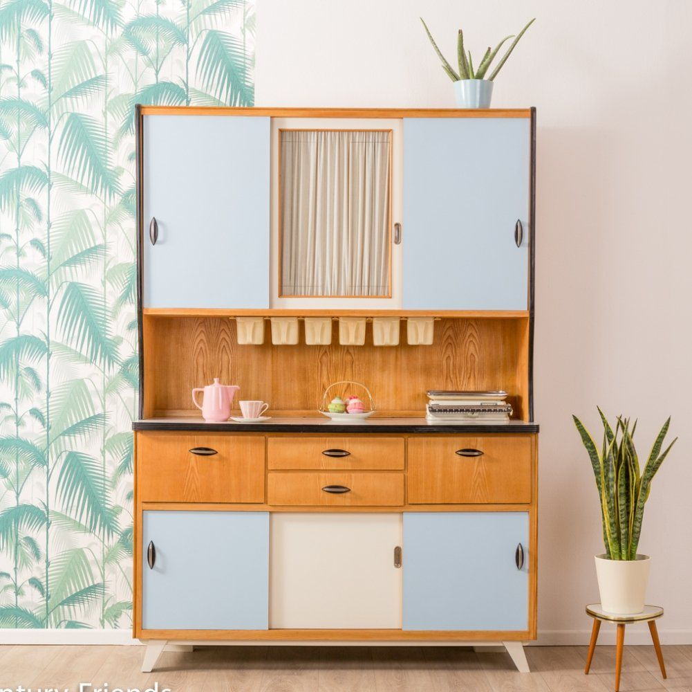 For Sale German Kitchen Cabinet From The 1950s Kitchen Cabinets German Kitchen Cabinet