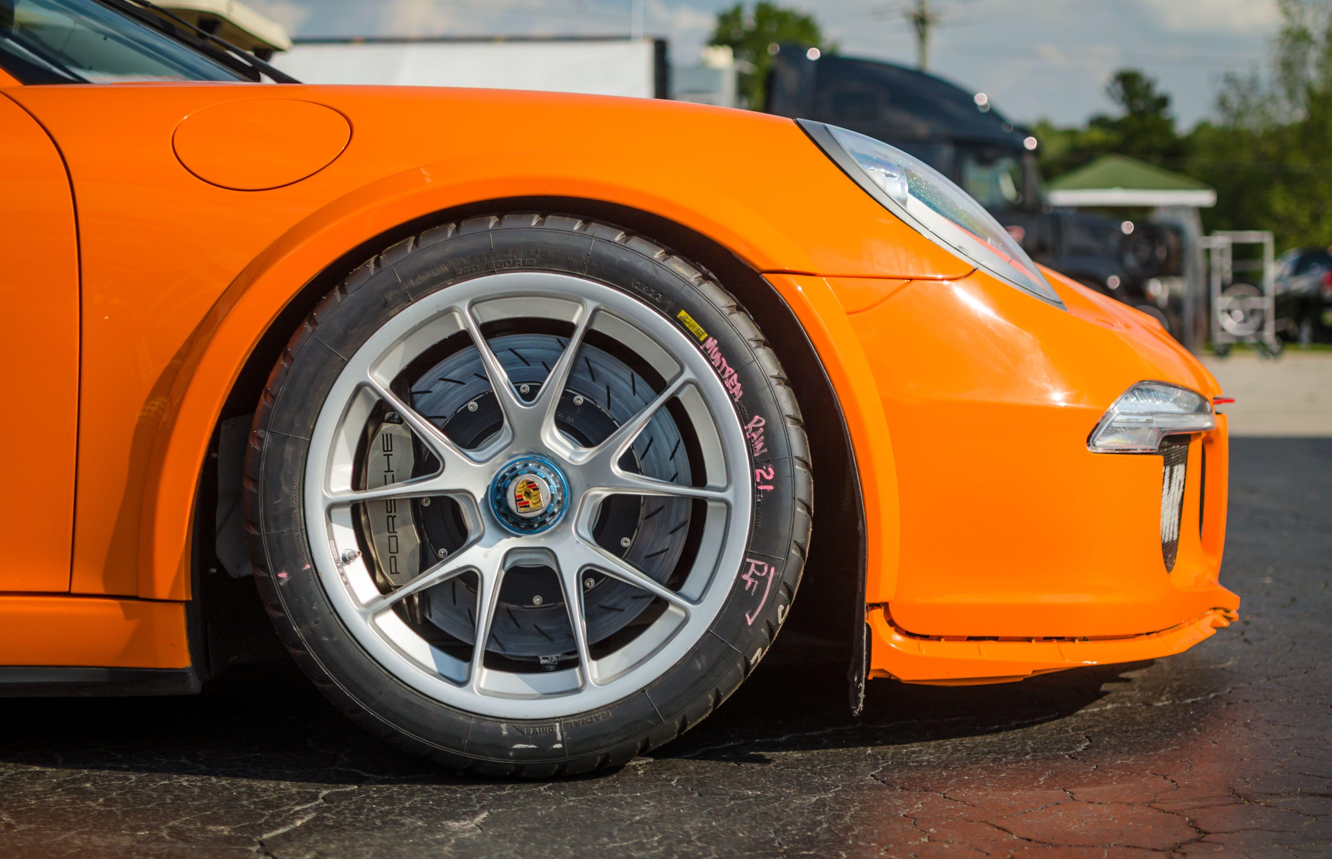 Jagermeister Orange Porsche 991 GT3 Cup [4439x2864] [OC]   Cars ...
