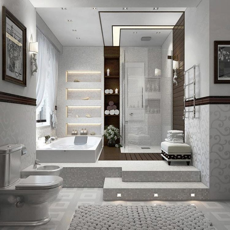 Thinking Of Updating Your Bathrooms This Year On Average Classy Bathroom Remodel Return On Investment Design Ideas