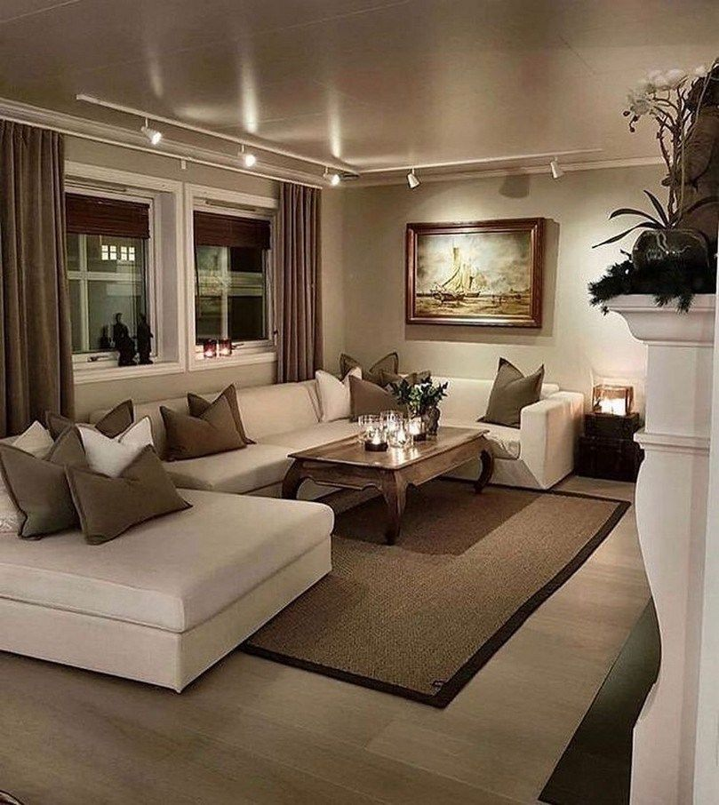 38 Elegant Living Rooms That Are Brilliantly Designed: 64 Brilliant Living Room Ideas And Designs For Smaller