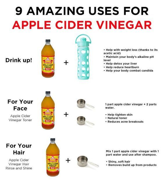 Apple Cider Vinegar #applecidervinegarbenefits