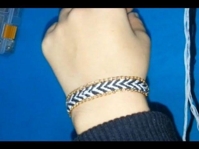 How to DIY Friendship Bracelet   How to DIY Friendship Bracelet + Tutorial .