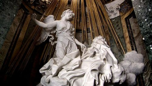 Bernini Ecstasy of St Theresa 4 s