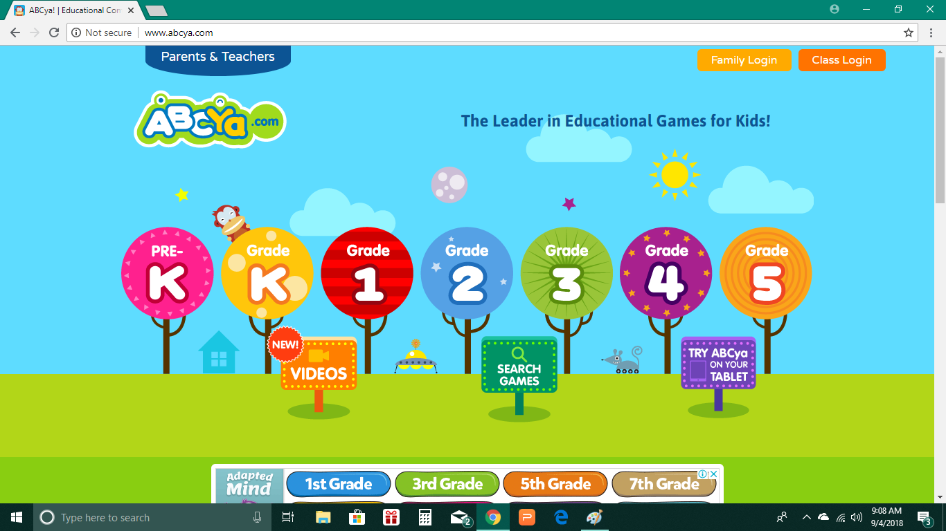 icon design Educational games for kids, Parents as