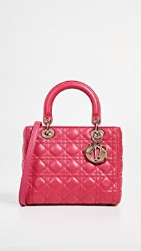 31d4a4ef6a5f What Goes Around Comes Around Dior Lady Dior Bag