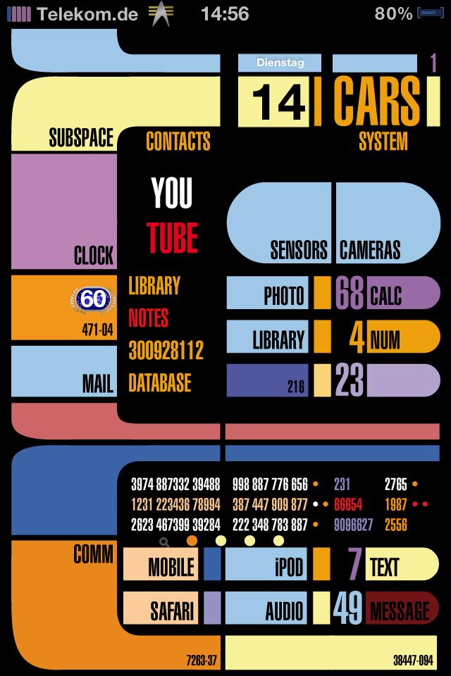 50 Lcars Phone Wallpaper On Wallpapersafari In 2020 Star Trek Wallpaper Star Trek Merchandise Star Trek