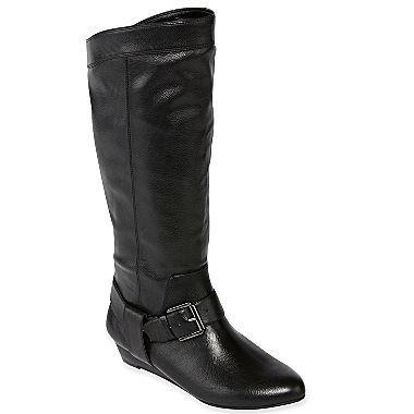 Liz \u0026 Co.® Parker Tall Boots - jcpenney