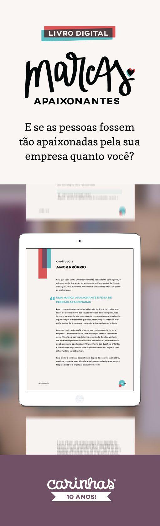 1456d90fe Você gostaria de ver pessoas se apaixonarem pela sua empresa? Nesse livro  digital, aprenda como pequenas empresas usam o design e… | Põe na prática!