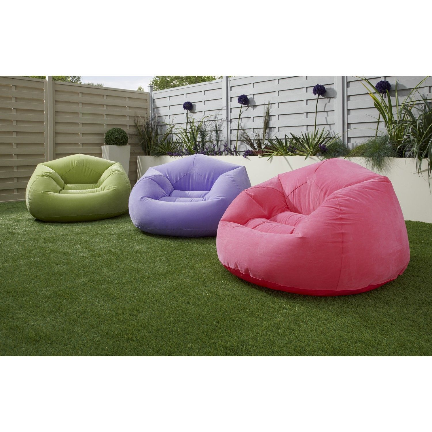 Wondrous Intex Beanless Bag Chair Garden Patio Furniture Gmtry Best Dining Table And Chair Ideas Images Gmtryco