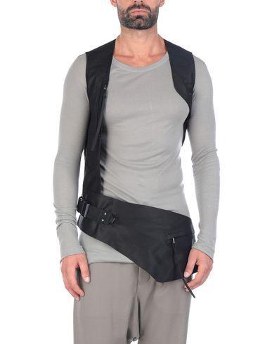 RICK OWENS Backpack & fanny pack. #rickowens #bags #backpacks