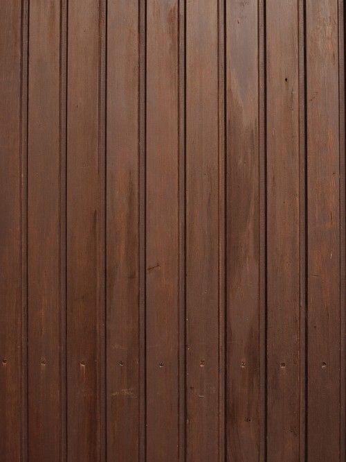 Vinyl Plank Wood Wall